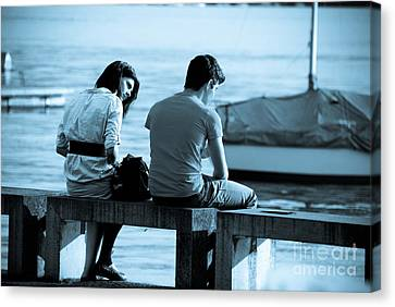 Forgiveness Canvas Print by Syed Aqueel