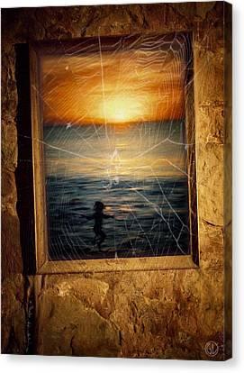 Forgotten Summer Canvas Print by Gun Legler