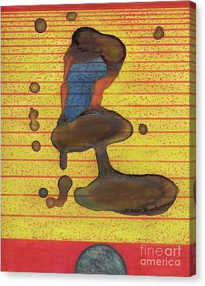 Form Elemental Canvas Print by TB Schenck