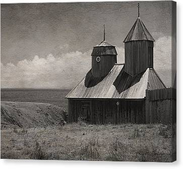 Fort Ross Seashore Canvas Print by Julie Magers Soulen
