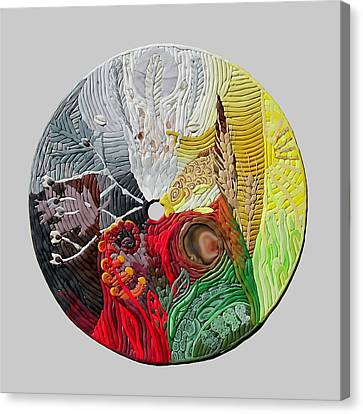 Four Directions  2 Canvas Print by Arla Patch