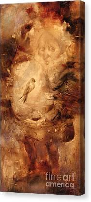 Fowler Canvas Print