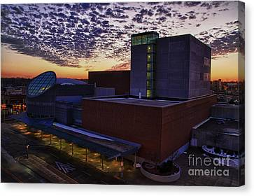 Fox Cities Performing Arts Center Canvas Print by Joel Witmeyer