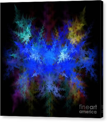 Fractal Canvas Print
