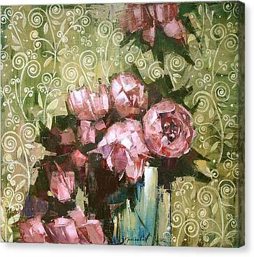 Fragrant Luxury. Canvas Print