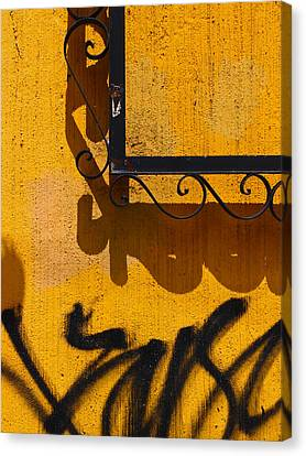 Framed Canvas Print by Skip Hunt