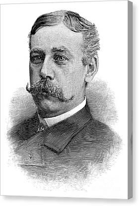 Francis E. Warren (1844-1929) Canvas Print by Granger
