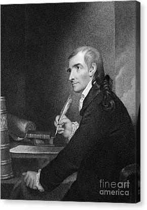 Francis Hopkinson (1737-1791) Canvas Print by Granger