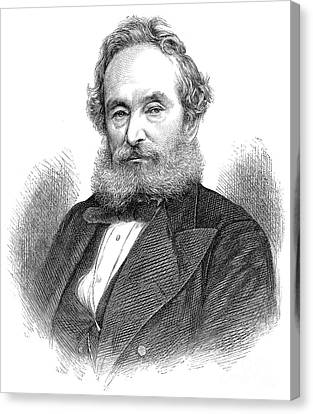 Francis Pettit Smith Canvas Print by Granger