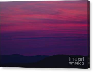 Franconia Notch State Park - White Mountain New Hampshire  Canvas Print by Erin Paul Donovan