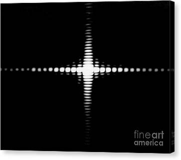 Fraunhofer Diffraction Canvas Print by Omikron