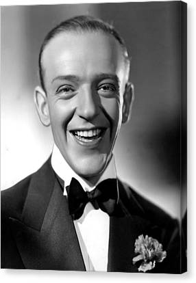 Fred Astaire, 1935 Canvas Print by Everett