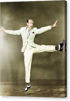 Fred Astaire, Ca. 1930s Canvas Print by Everett