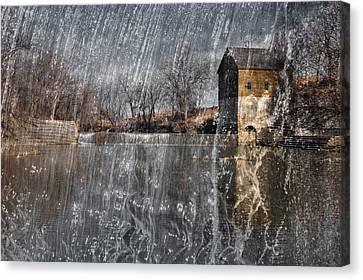 Fredonia Mill Canvas Print
