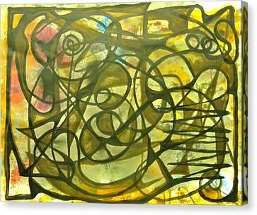 Freedom 018 Canvas Print by Omar Sangiovanni