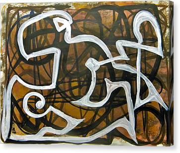 Freedom 019 Canvas Print by Omar Sangiovanni
