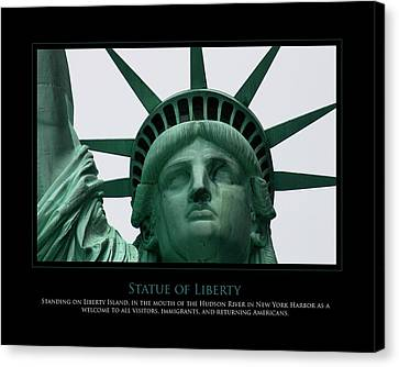 Freedom Canvas Print by Jim McDonald Photography