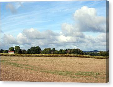 French Countryside Canvas Print by Chris Boulton