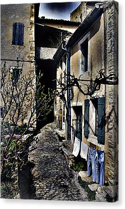 French Laundry Canvas Print by Rob Outwater