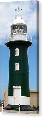 Canvas Print featuring the photograph Freo Lighthouse by Roberto Gagliardi