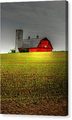 From Here Canvas Print by Off The Beaten Path Photography - Andrew Alexander