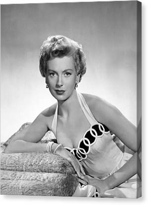 From Here To Eternity, Deborah Kerr Canvas Print by Everett