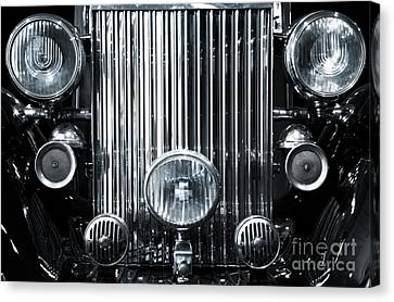 Sports Collectibles Canvas Print - Front Grid by Carlos Caetano