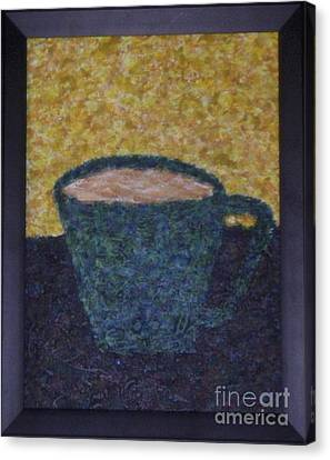 Frothy Goodness Canvas Print by Scott Gearheart