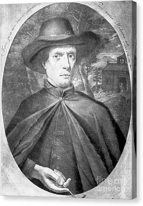 Fr�re Jacques Beaulieu, French Canvas Print by Science Source