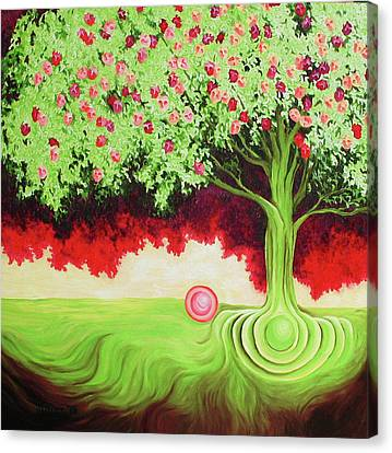Fruit Tree Canvas Print