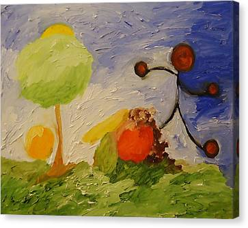 Fruitful - Producing Something In Abundance. Canvas Print by Cory Green