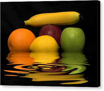 Fruity Reflections Canvas Print