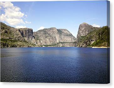 Full Hetch Hetchy Canvas Print by Michael Courtney