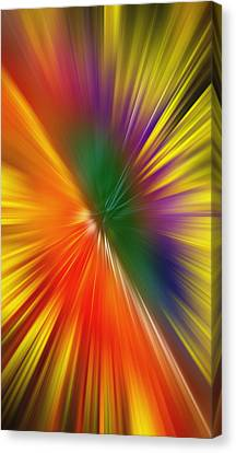 Full Of Energy Canvas Print