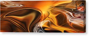 Furrier Canvas Print by Steve Sperry