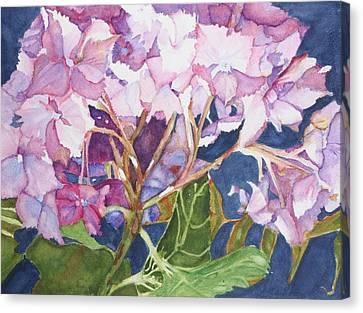 Garden Jewels Canvas Print