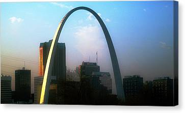 Gateway To The West 2 Canvas Print