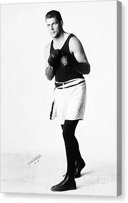 Gene Tunney (1898-1978) Canvas Print by Granger