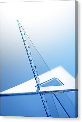Geometry Set Canvas Print by Tek Image