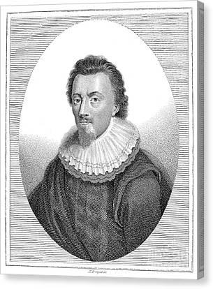 George Calvert Canvas Print by Granger