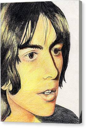 George Harrison Canvas Print by Jayne Kennedy