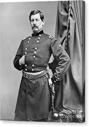 George Mcclellan (1826-1885) Canvas Print by Granger