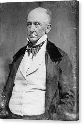 George Washington Parke Custis Canvas Print by Everett