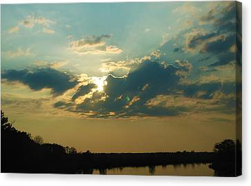 Canvas Print - Georgia Skies by Tanya Chesnell