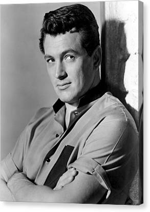 Giant, Rock Hudson, 1956 Canvas Print
