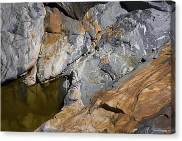 Glacial Pothole Canvas Print
