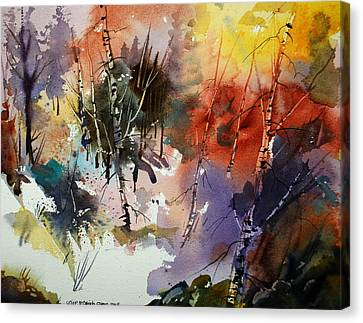 Goblin Forest Canvas Print