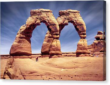 Golden Arches? Canvas Print by Mike McGlothlen