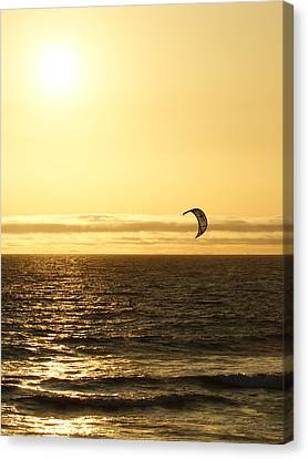 Golden Day Canvas Print