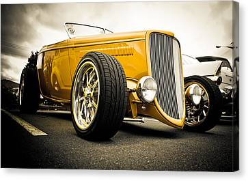 Golden Rod Canvas Print by Phil 'motography' Clark